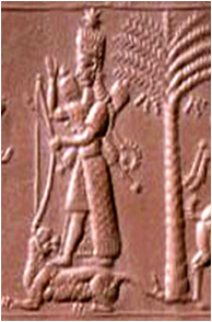 File:Inanna Ishtar Goddess of War.PNG